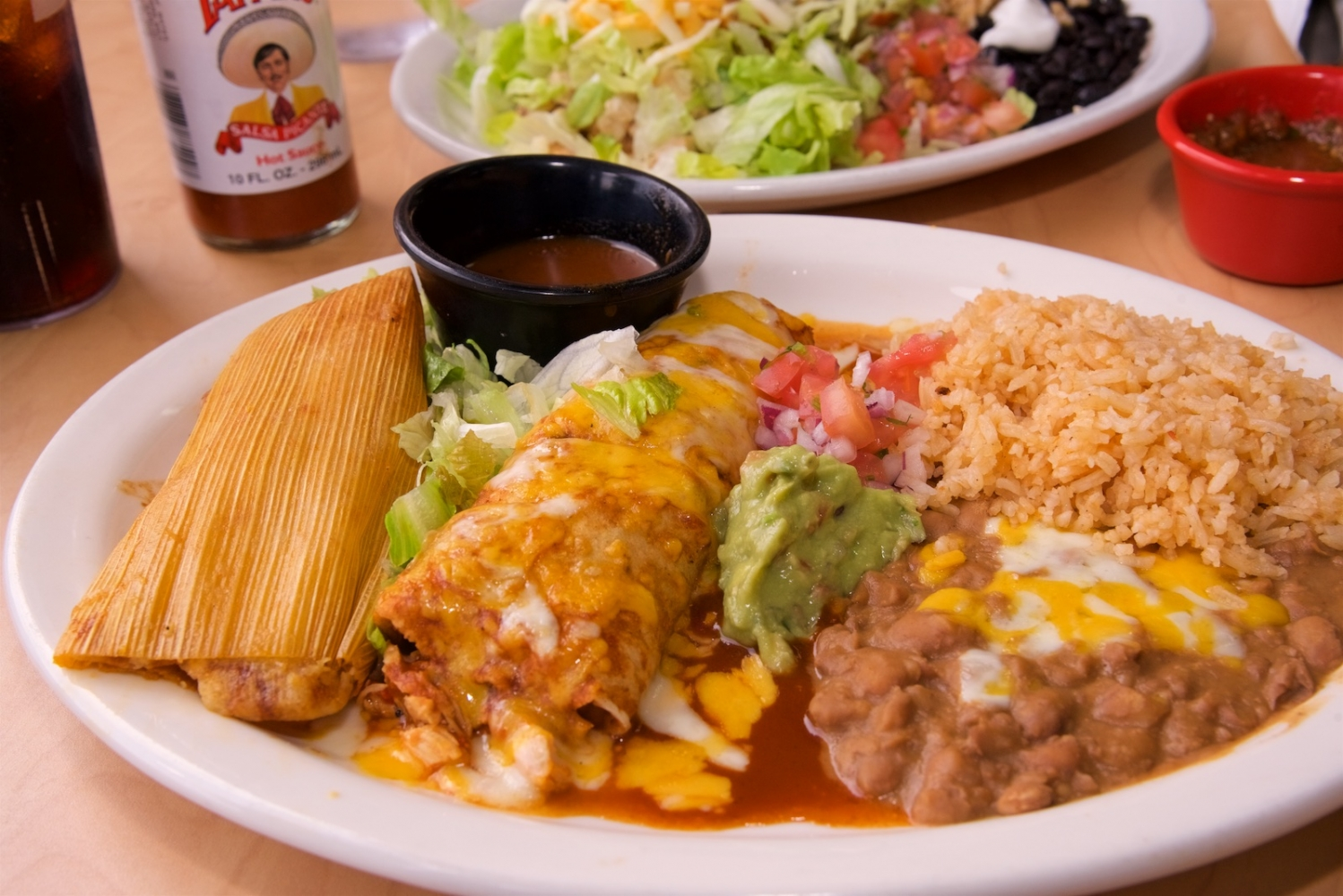 La bahia mexican american restaurant lighthouse district for American bistro cuisine